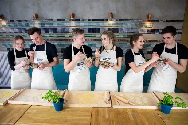 culinary workshop warsaw