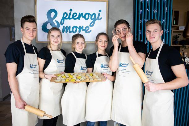 pierogi culinary class Warsaw