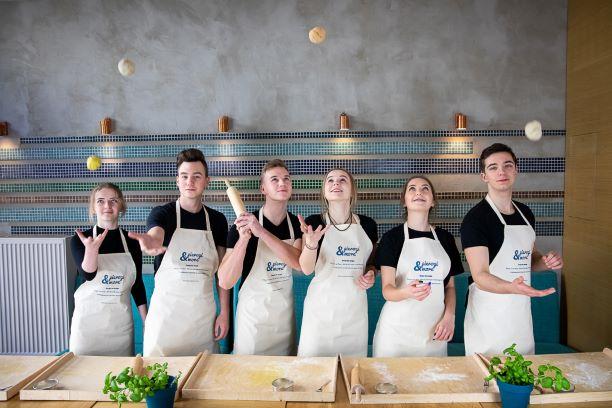 local cuisine class Warsaw
