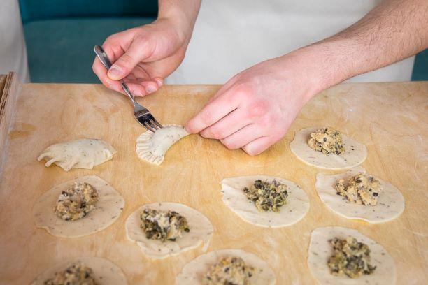 pierogi cooking class