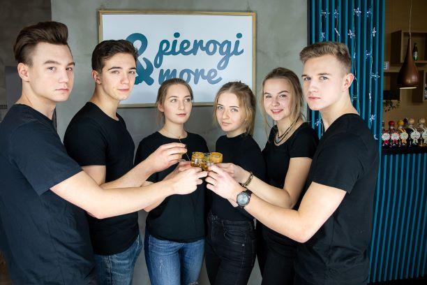 Polish liqueurs workshop in Warsaw - CHEERS!