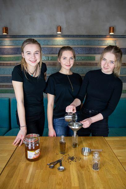 Polish liqueurs workshop in Warsaw